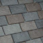 Valoré Slate synthetic roofing tiles